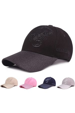 Newchic Wide Brim Embroidered Cotton Baseball Cap Snapback Hat