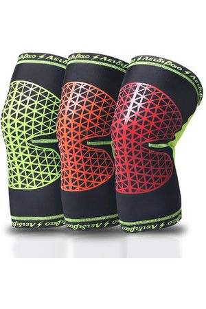 Newchic Men Breathable Elastic Sports Knee Pads Outdoor Climbing Cycling Full Knee Protector