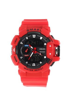 Newchic Men Watches - SMAEL Candy Colors Multifunction Electronic Watch