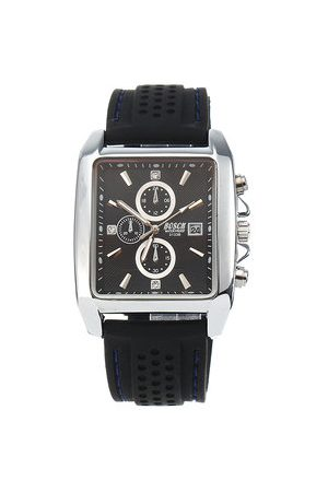 Newchic BOSCK Date Plastic Stainless Steel Casual Watch