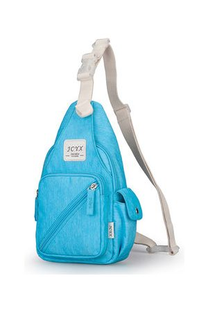 Newchic Nylon Casual Light Candy Color Chest Bag Shoulder Bag