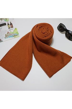 Newchic Solid Brushed Scarf For Men