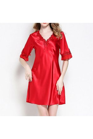 Newchic Lace Raw Cut Smoothly Robes
