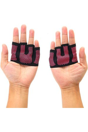 Newchic Women Sports Accessories - Four Finger Fitness Weightlifting Gloves