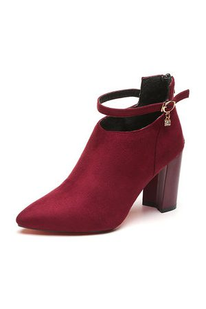 Newchic Women Boots - Elegant Suede Boots For Women