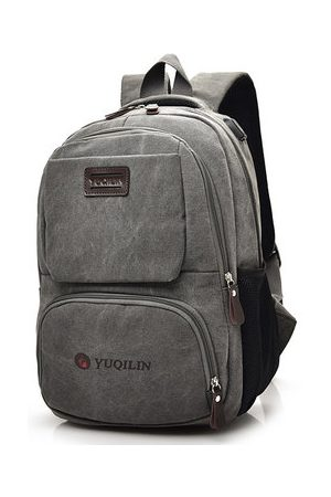 Newchic Canvas Backpack For Men