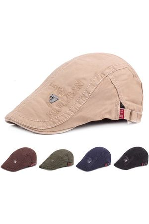 Newchic Men Hats - Classic Cotton Beret Hats For Men