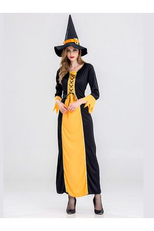 Newchic Halloween Party Patchwork Sexy Women Dresses