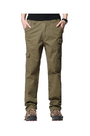 Newchic Casual Cotton Cargo Pants for Men