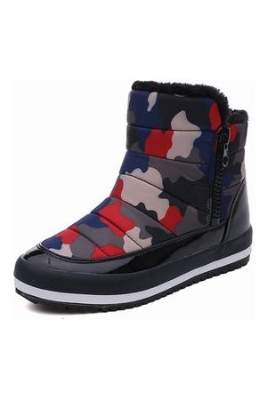 Newchic M.GENERAL Camouflage Young Chic Boots