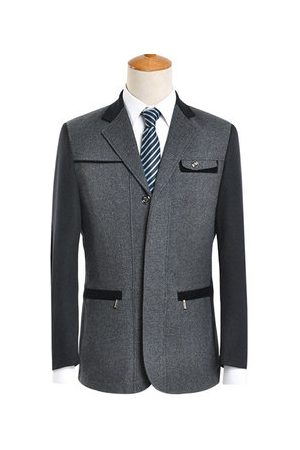 Newchic Business Casual Slim Fit Blazers