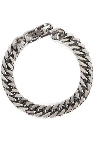 Newchic 316L Stainless Steel Classical Silver Tone Bracelet