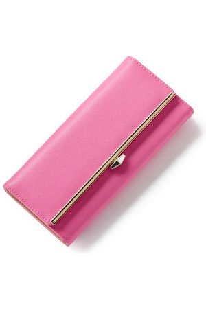 Newchic Women Wallets - Woman Simple Three Fold Wallet Elegant Clutches Bag Multi-card slots Wallet Purse
