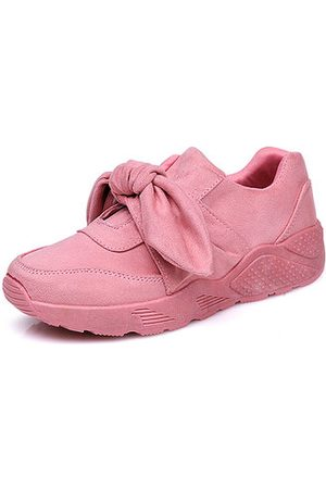 Newchic Bowknot Running Sports Shoes