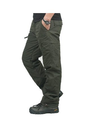 Newchic Thicken Military Outdoor Cargo Pants