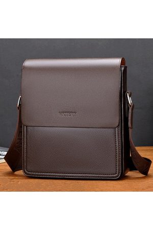 Newchic Men Laptop Bags - Simple Business Crossbody Bag For Men