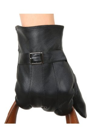 Newchic Sheepskin Touch Screen Cycling Solid Gloves