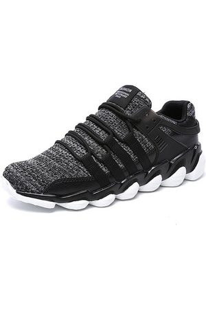 Newchic Men Shock Absorption Outdoor Casual Sneakers