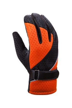 Newchic Touch Screen Cycling Patchwork Gloves