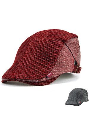 Newchic Men Caps - Mens Classic Adjustable Sunshade Beret Caps