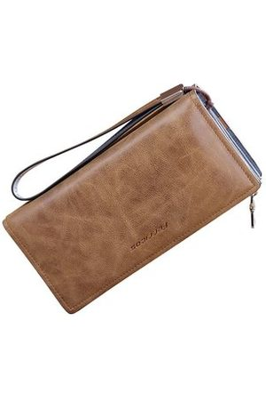 Newchic Genuine Leather Multi-Card Wallet For Men