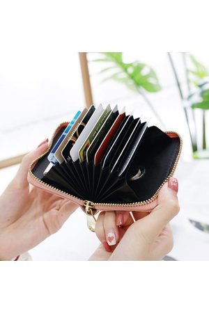 Newchic Women Wallets - Elegant Hollow Out Multi-slots Card Holder