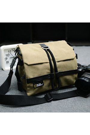 Newchic Suitcases & Luggage - Unisex Canvas Camera Bag