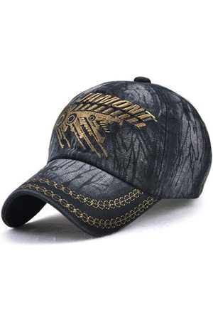 Newchic Mens Washed Cotton Sunshade Baseball Cap
