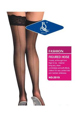 Newchic Sexy Ultrathin Lace Long Leggings Stockings Transparent Silicone Anti-Skidding Pantyhose