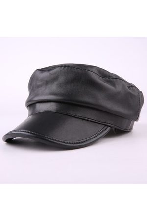 Newchic Men Caps - Sheepskin Beret Baseball Caps