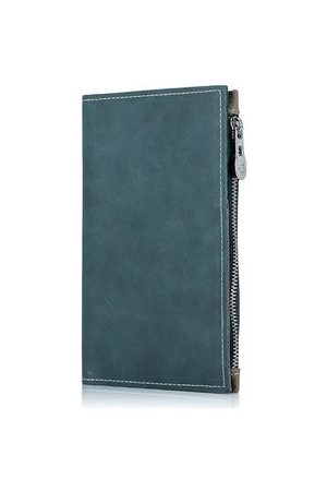 Newchic Men Wallets - Genuine Leather Multifunctional Ultra-thin Wallet