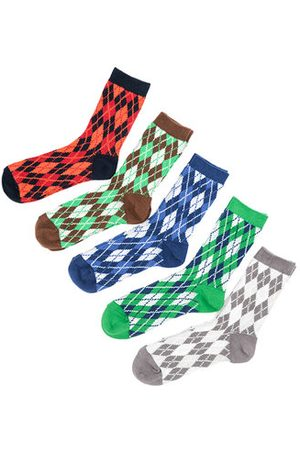Newchic Retro Ethnic Style Thread Coarse Needle Socks
