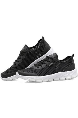 Newchic Mens Mesh Breathable Running Shoes