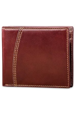 Newchic RFID Antimagnetic Genuine Leather Wallet