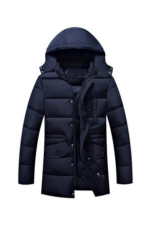 Newchic Winter Mid Long Padded Jackets