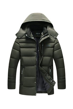 Newchic Cotton Padded Wind Proof Coat