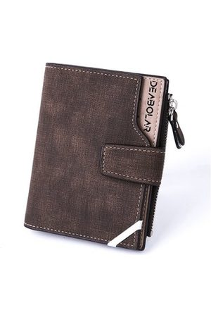 Newchic Vintage 14 Card Slots Wallet For Men