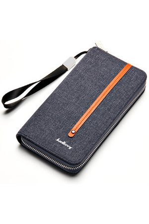 Newchic Vintage Long Canvas Wallet For Men