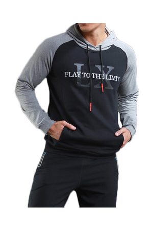 Newchic Lightweight Breathable Casual Sport Hoodies