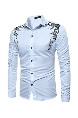 f75365cb06d32a Buy Newchic Shirts for Men Online | FASHIOLA.ae | Compare & buy