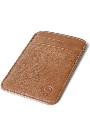 Newchic Men Wallets - Genuine Leather Multi-function Card Holder