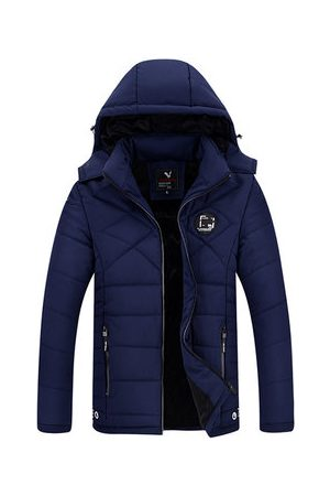 Newchic Wind Proof Cotton Padded Coat