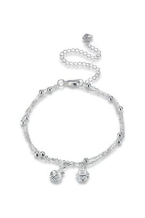 Newchic Women Anklets & Toe-rings - YUEYIN Star Moon Anklet