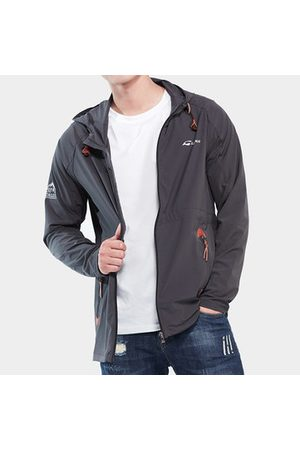 Newchic LAYNOS Casual Outdoor Waterproof Jacket