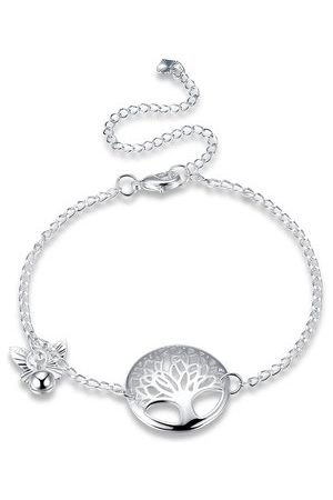 Newchic YUEYIN Tree of Life Anklet