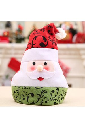 Newchic Christmas Decorations Christmas Hat Elk Snowman Cap