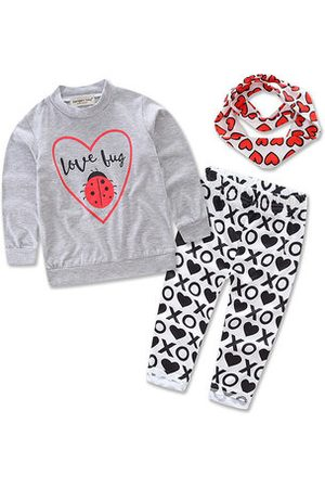 Newchic Baby Rompers - Love Bug Baby Girls Kids Clothing Set