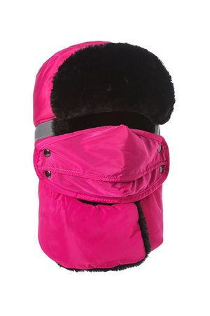 Newchic Reflective Thickening Full-protection Mask Face Neck Hat