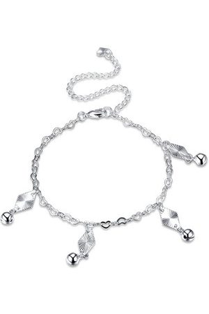 Newchic YUEYIN Small Bells Charm Anklet