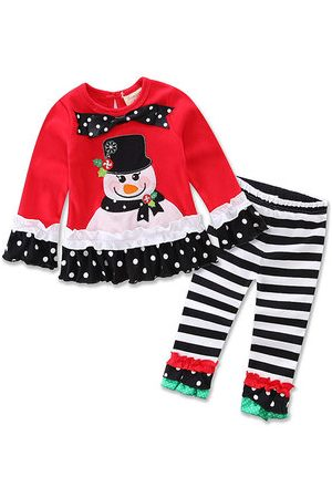 Newchic Baby Rompers - Christmas Girls Clothing Sets